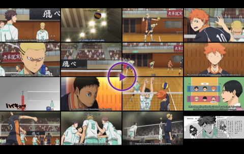 Haikyu Stagione 2 Episodio 21