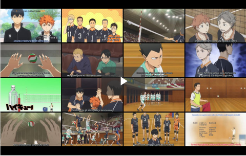 Episodio 21-1 Haikyuu!