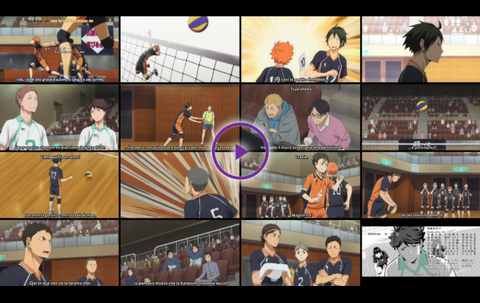Haikyu Stagione 2 Episodio 22