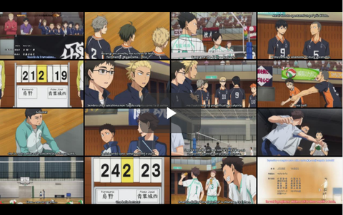 Episodio 22-1 Haikyuu!