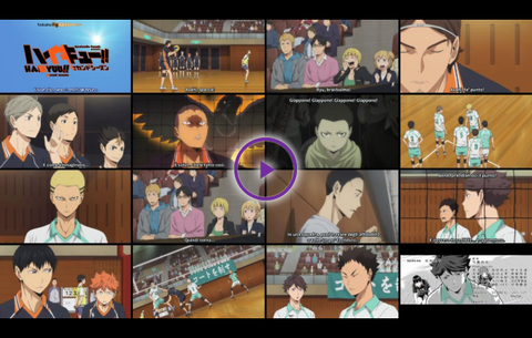 Haikyu Stagione 2 Episodio 23