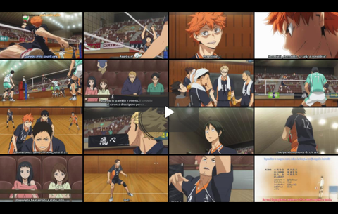 Episodio 23-1 Haikyuu!