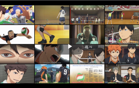 Episodio 24-1 Haikyuu!