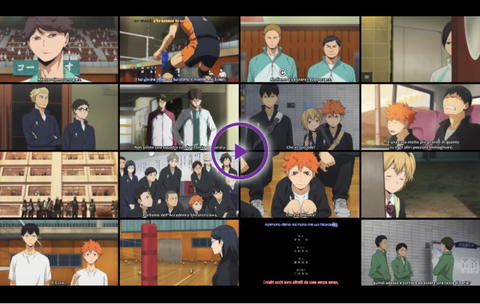 Haikyu Stagione 2 Episodio 25