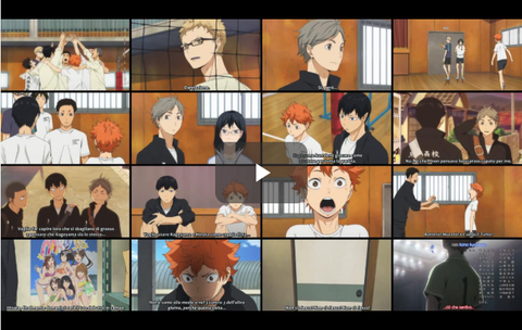 Haikyu! Episodio 5 - 1
