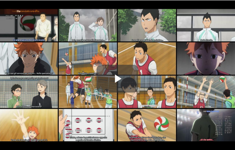 Haikyu! Episodio 6 - 1