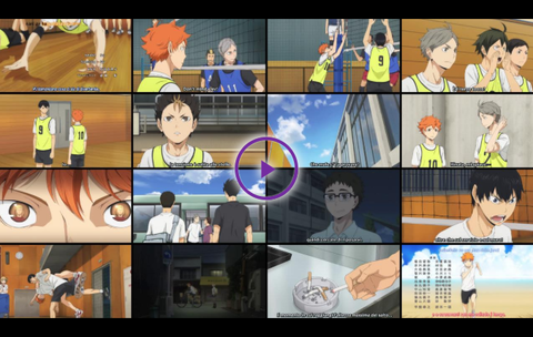 Haikyu Stagione 2 Episodio 5