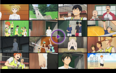 Haikyu Stagione 2 Episodio 7