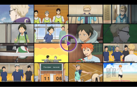 Haikyu Stagione 2 Episodio 8