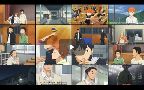 Episodio 8-1 Haikyuu!