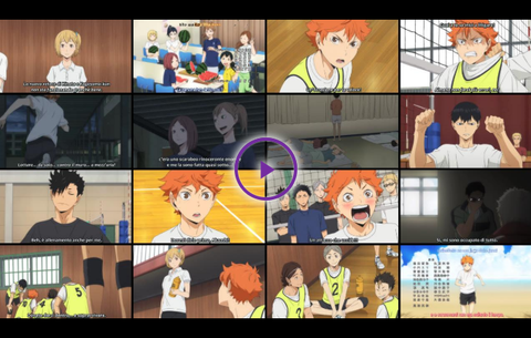 Haikyu Stagione 2 Episodio 9