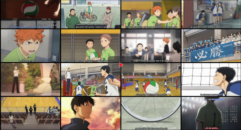 Episodio 1-1 Haikyuu!