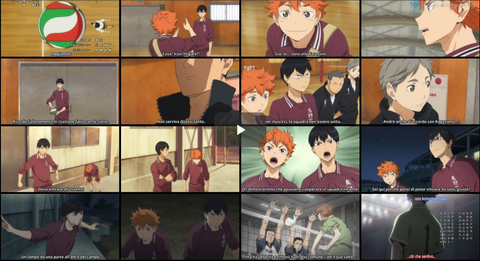 Episodio 2-1 Haikyuu!