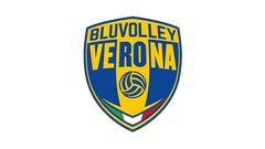 Logo blu volley verona