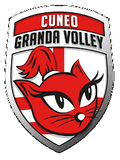 logo cuneo granda volley