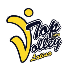 Logo top volley latina