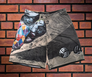 Graffiti Collection Pantaloncini sublimazione