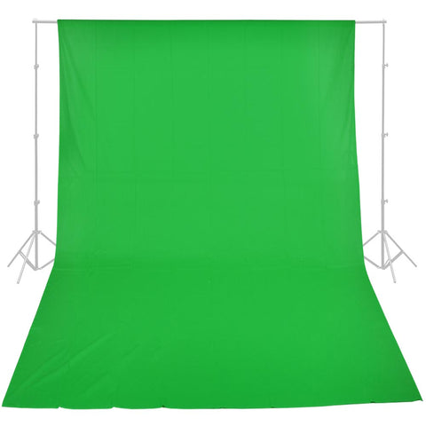 Chromakey Green Screen Muslin Backdrop Photo Studio Photography