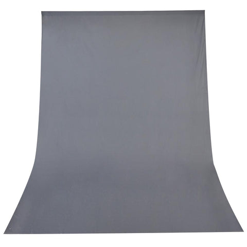 Gray Muslin Backdrop 100% Cotton Photography Background Photo Studio
