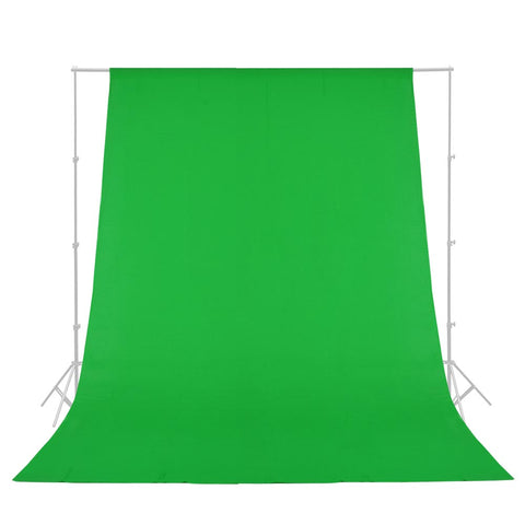 6'x9' Green Screen Muslin Backdrop Photo Studio Photography