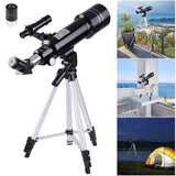 70mm Astronomical Refractor Telescope Refractive Spotting Scope