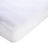 Cotton Terry Mattress Hypoallergenic Vinyl Protector King Home