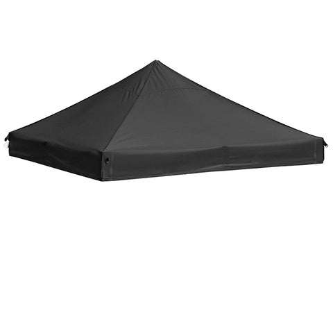 InstaHibit 10x10 Ft Replacement Pop up Canopy Top Cover UV50+ Outdoor Patio