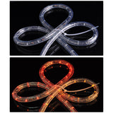 DELight Self-locking Ties Nylon Straps for LED Rope 50pcs 4 In