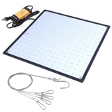225 Blue LEDs Grow Light Ultrathin Panel Hydroponics Indoor Plant