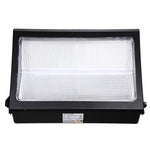Commercial 100W LED Wall Pack Light 10000lm 5000K Waterproof IP65