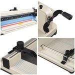 "400 A3 Sheet Capacity, 17"" Cutting Length Industrial Guillotine Paper"