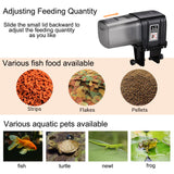 ILONDA Wifi Automatic Fish Feeder Fish Tank Alexa Google Home