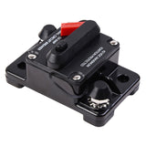 50A Circuit Breaker 12-42V DC Manual Reset Auto Car Audio Inline