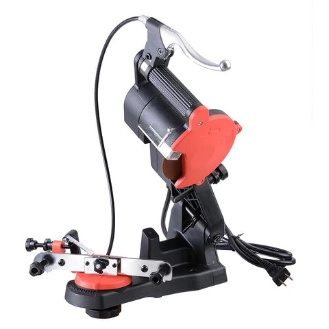 Electric Chain SSharpener 4800RPM Bench Wall Mount Grinder Wheel