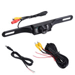 Car Night Vision Car Rear View CMOS w/ 480TVL Infrared 7 LED