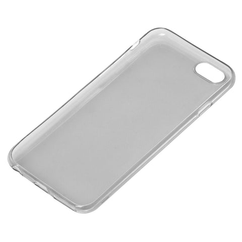 iPhone 6/6S Case TPU Transparent Gray Protective Cover Compatible