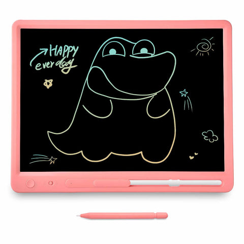 "15"" LCD Writing Pad Drawing Tablet Electronic Doodle Board Erasable Stylus Home"