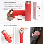 15oz/450ml Stainless Steel Water Bottle Insulated Leak Vacuum