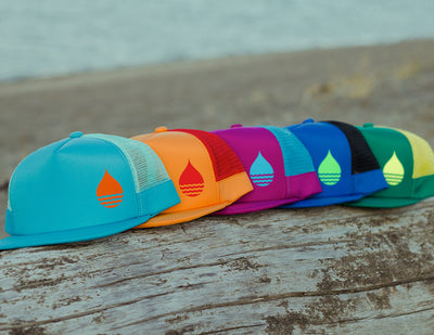 It's Here: BUOY WEAR's New Floating Hat Collection