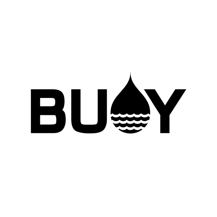 BUOY Brand Logo Transfer Sticker design - BUOY WEAR