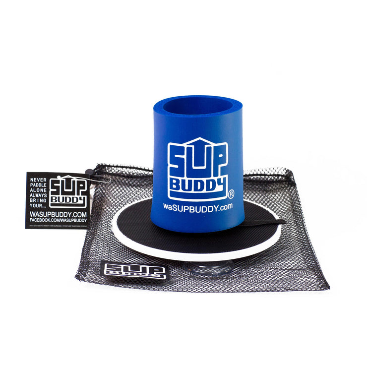 Blue SUPBUDDY Beverage Holder - BUOY WEAR