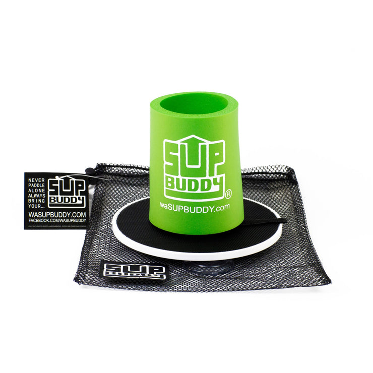Green SUPBUDDY Beverage Holder - BUOY WEAR