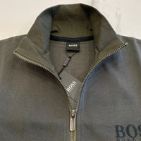Hugo Boss Khaki Tracksuit Top