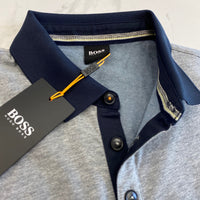 Hugo Boss Pjeans Grey Polo