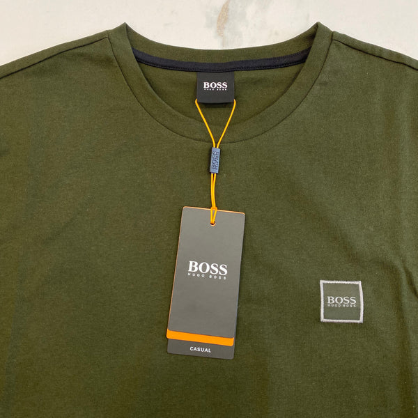 Hugo Boss Tales Khaki T-Shirt