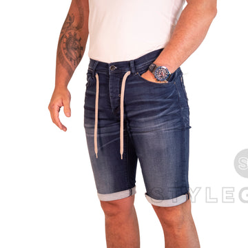 Antony Morato Super Stretch Denim Shorts