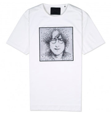 Limitato White Oh Yoko by Craig Alan T Shirt