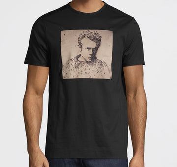 Limitato James Dean Black T Shirt