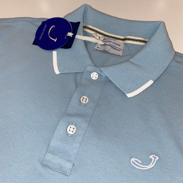 Jacob Cohen Blue Polo