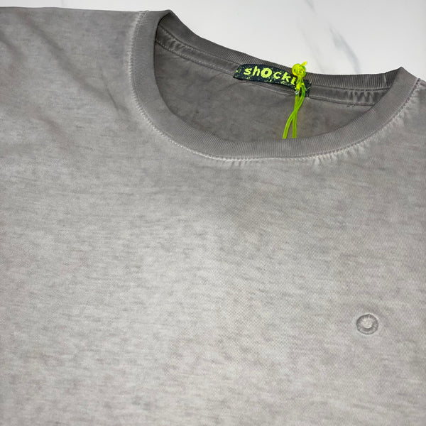 Shockly Grey T-Shirt